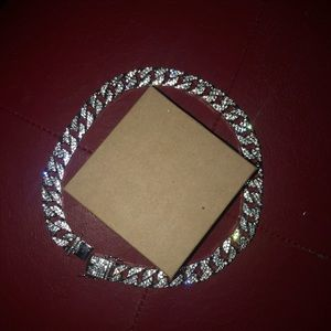Other - Unisex Ice out cuban link chain